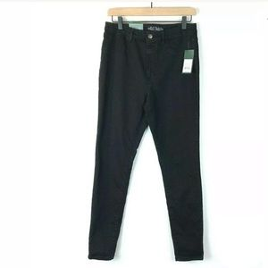 Wild Fable Black Skinny Jeans Jeggings sz12